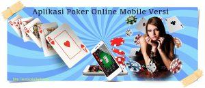 Aplikasi Poker Online Mobile Versi