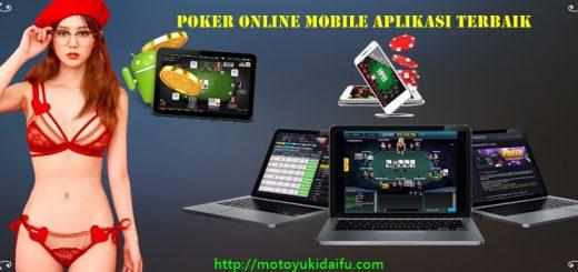 Poker Online Mobile Aplikasi Terbaik